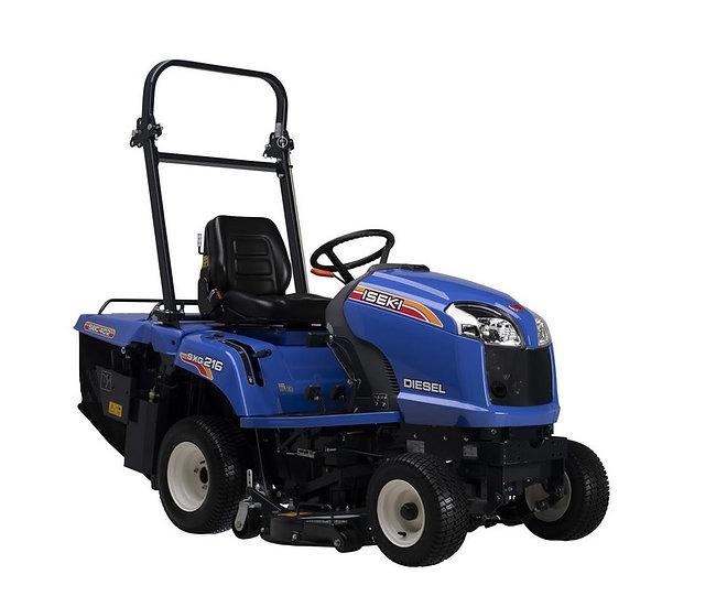 Traktorek kosiarka ISEKI SXG 216 Diesel