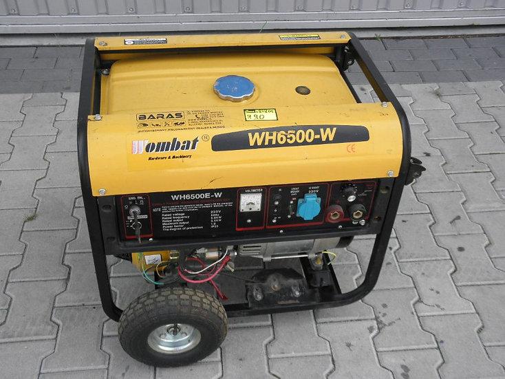 Agregat prądotwórczy Wombat Wh6500 - W