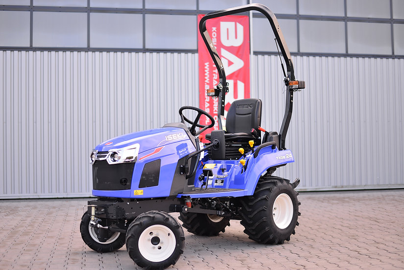Traktorek Iseki TXGS24