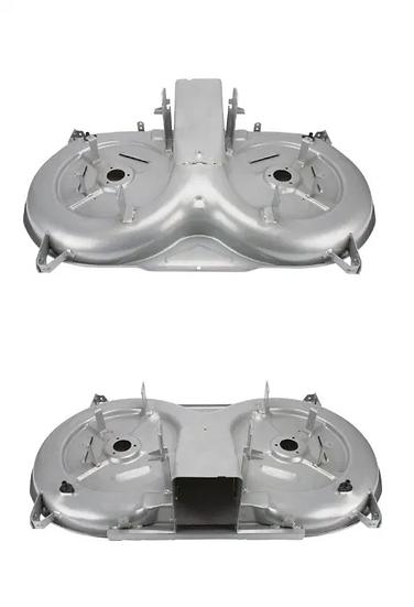 Deck Tnący Castelgarden 122 nowy model szary