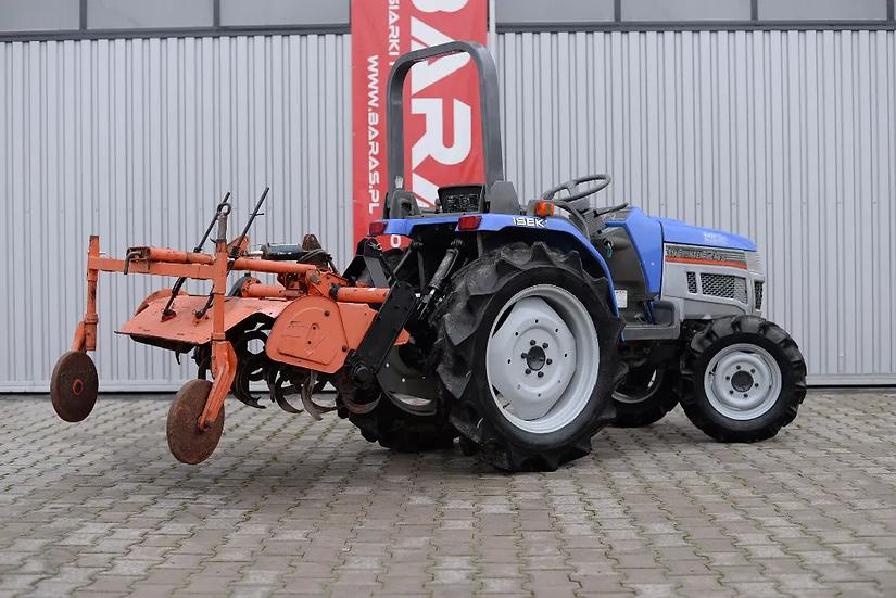 Traktorek ISEKI SIAL HUNTER 24s (071214)