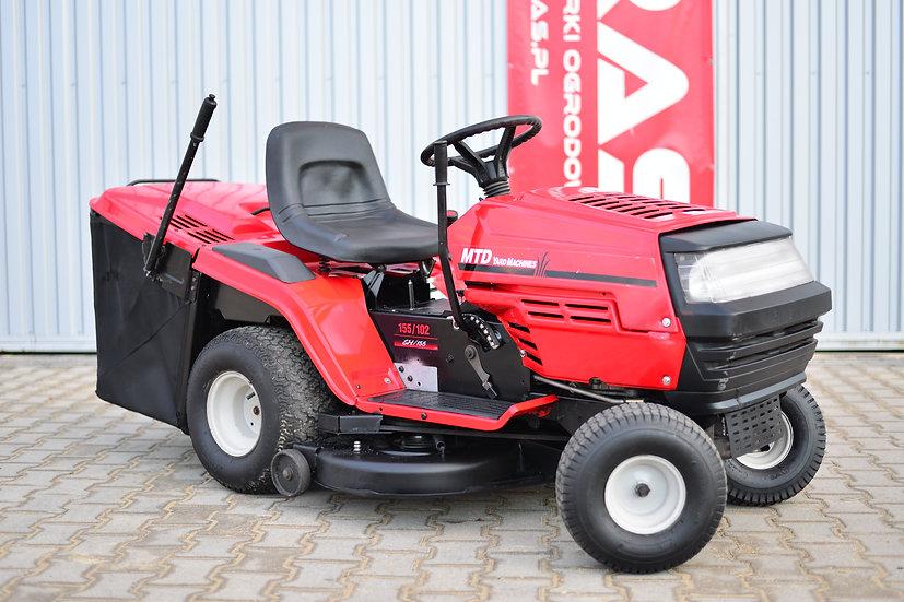 Traktorek kosiarka MTD 155/102 (011202)