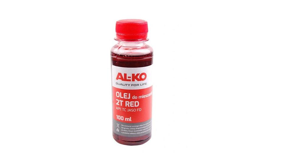 Olej 2T RED do dwusuwu 0,1l AL-KO