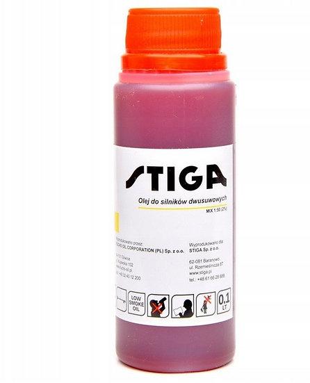 Olej 2T czerwony Stiga 0,1L