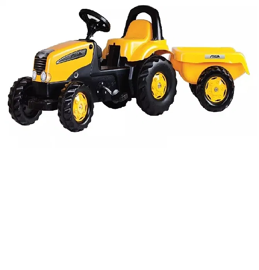 Traktor zabawka Stiga Kid X