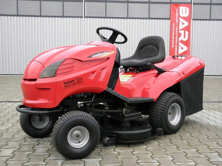 Traktorek Castelgarden (110204)