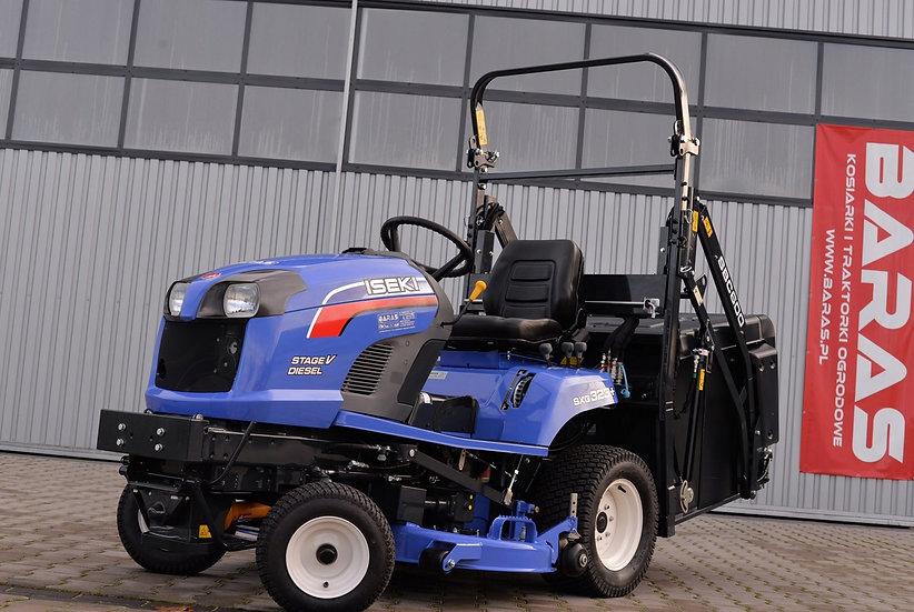 Traktorek kosiarka ISEKI SXG 323+