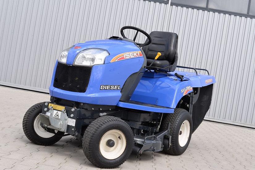 Traktorek kosiarka ISEKI SXG 216 (020704)