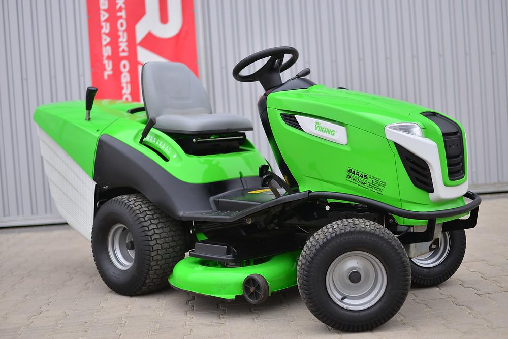 traktorek viking