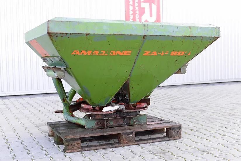 Rozsiewacz do nawozu AMAZONE ZA-F 803