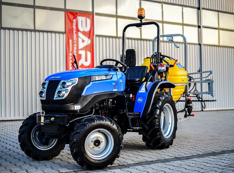Traktor Solis 26 4WD