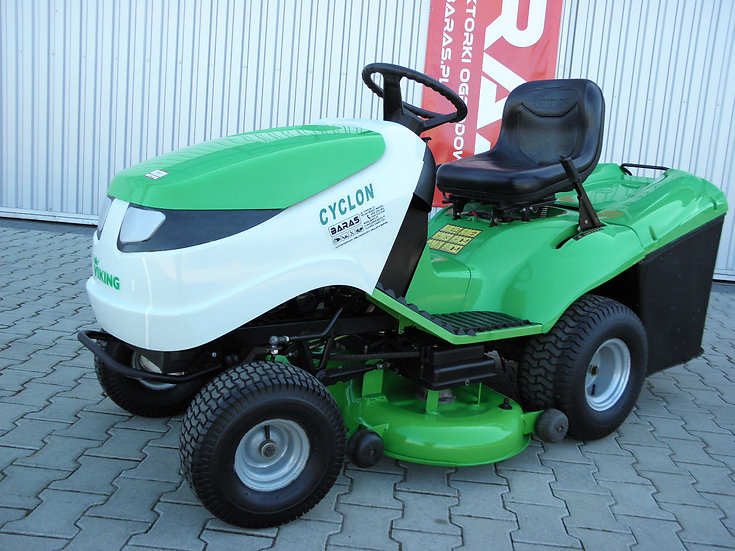 Traktorek kosiarka Viking Cyclon (110403)