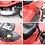 Thumbnail: Traktorek kosiarka Honda 2417 V-TWIN (180501)