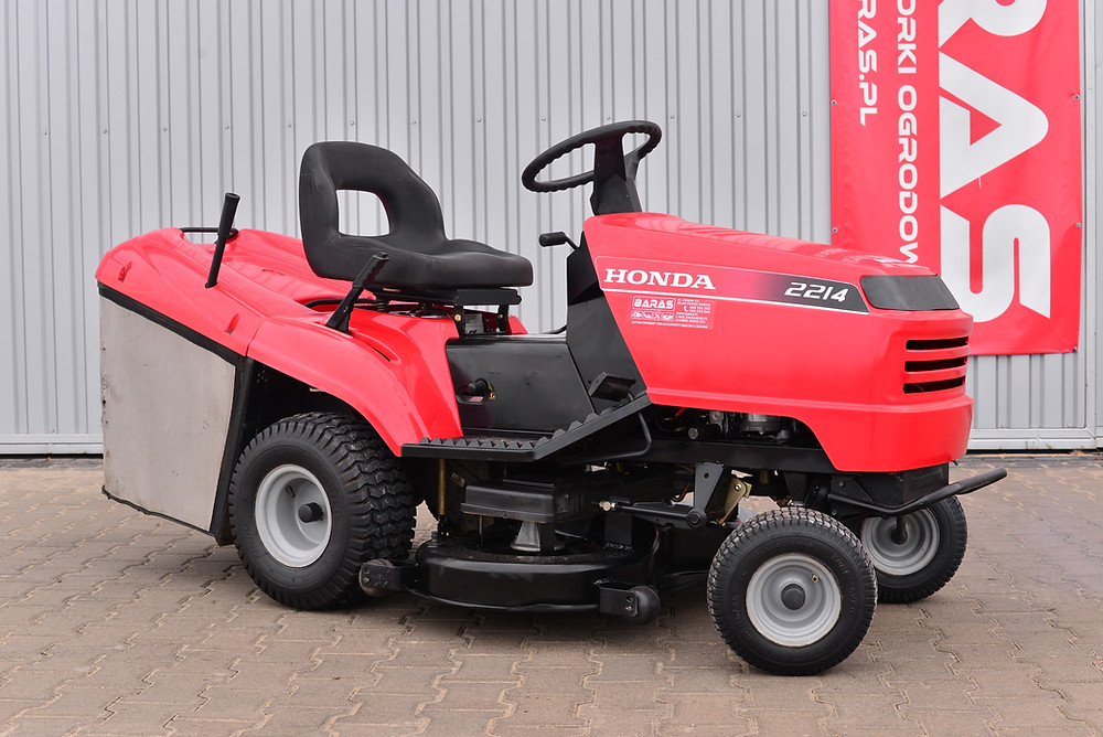 honda traktorek