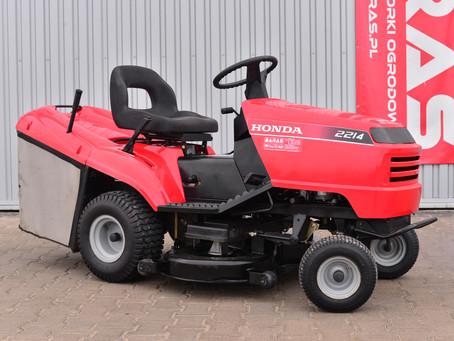 Dlaczego warto wybrać kosiarko-traktorek?