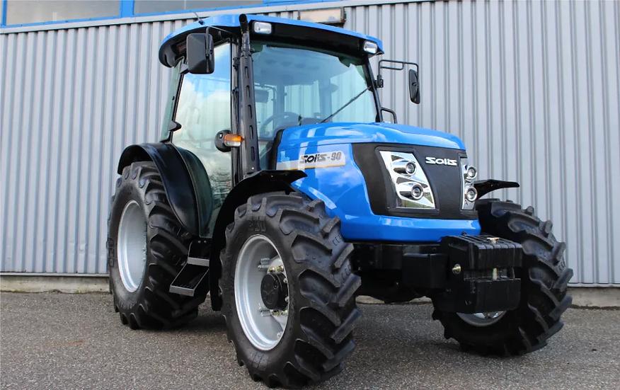 Traktor Solis 90 CRDi 4WD