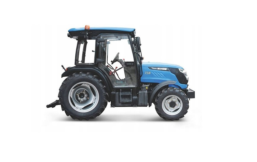 Traktor Solis 75N CRDi 4WD