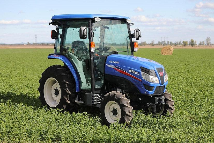 Traktor ISEKI TG 6495 AL