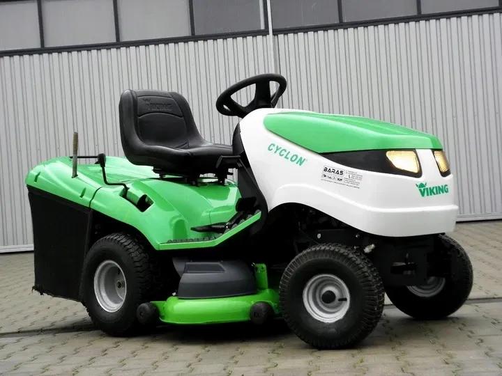 Traktorek kosiarka Viking Cyclon (111205)