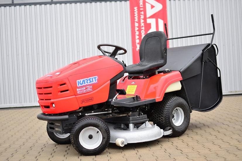 Traktorek ogrodowy Karsit 22/122HX (131005)