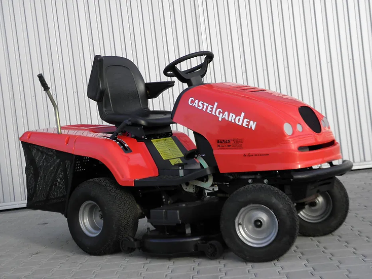 Traktorek kosiarka Castelgarden (280907)