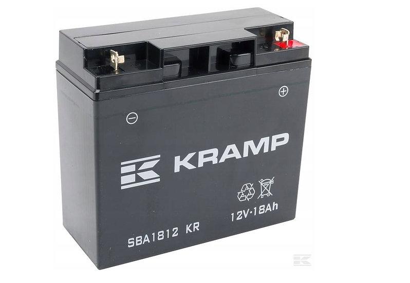 Akumulator żelowy 12 V, 18 Ah ,140 A