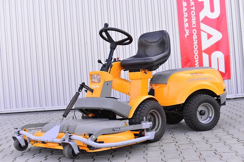 Traktorek Stiga Park Excellent 16 (250803) - Baras