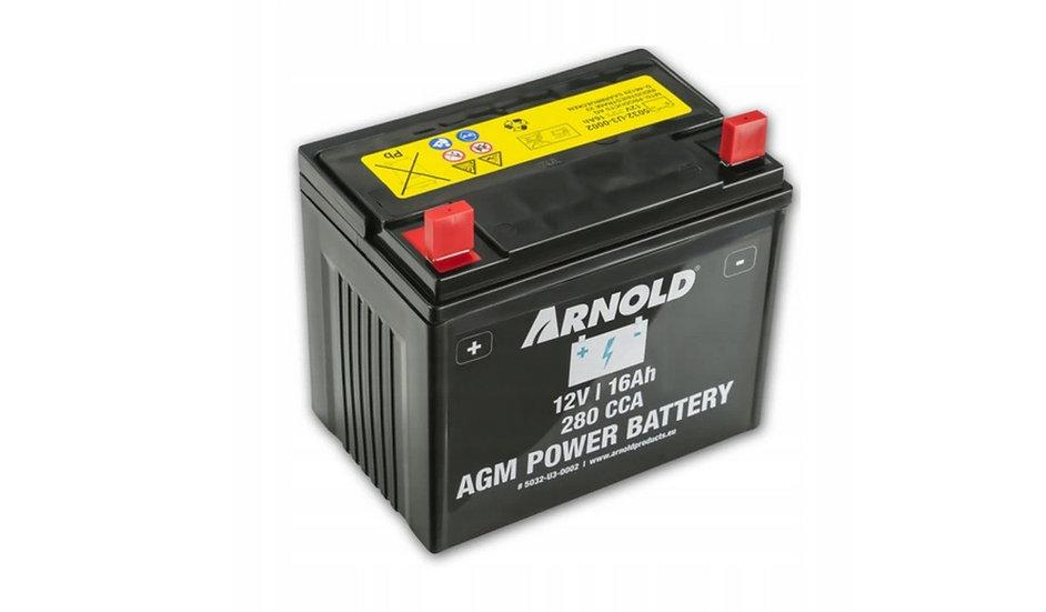 Akumulator ARNOLD 12V, 16Ah, 280 CCA
