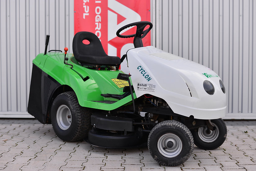 Traktorek kosiarka Viking Cyclon (200706)