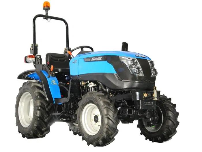 Traktor Solis 20 4WD