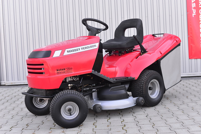 Traktorek kosiarka Massey Ferguson (070802)