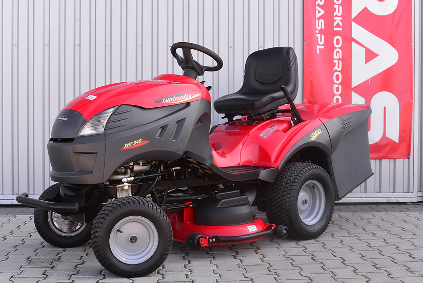 Traktorek Castelgarden XHT 240 4WD (180902)