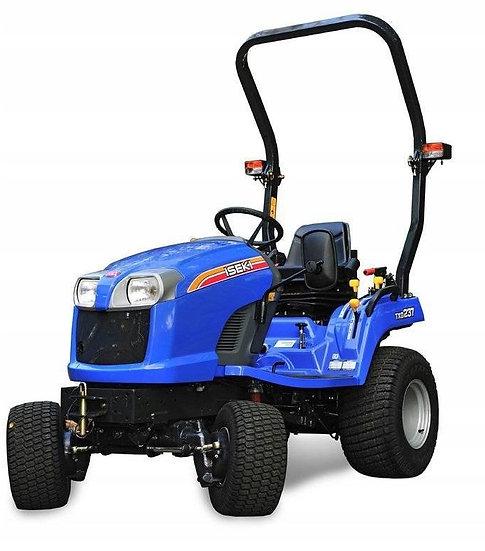 Traktorek kosiarka ISEKI TXG 237