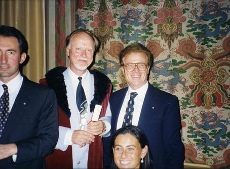 E' mancato il prof. Jens Ove Andreasen