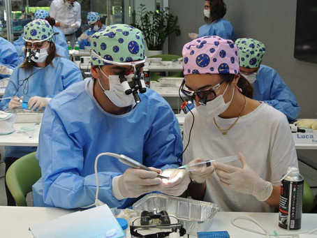 Master teorico-pratico di Endodonzia Minimamente Invasiva
