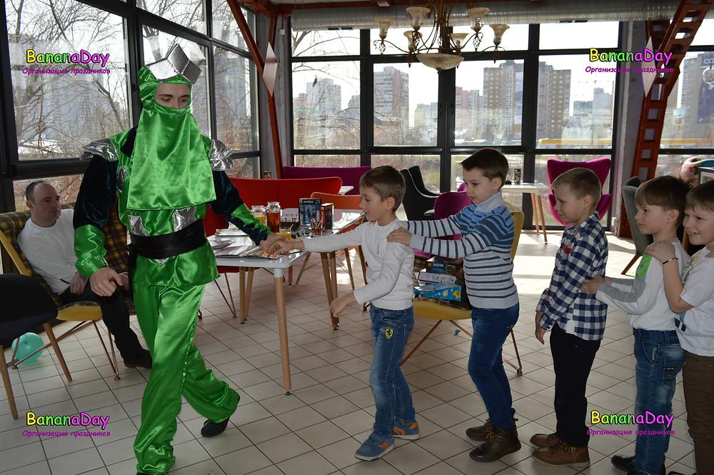 Детские праздники Киев