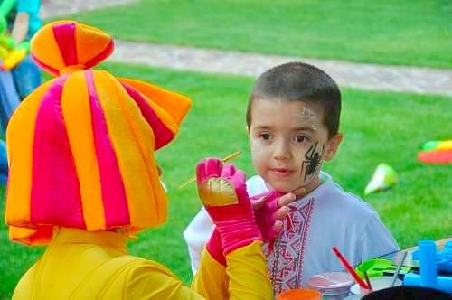 как отметить день рождения ребенка Киев
