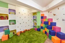 дитяче приміщення для дитячого свята лівобережна