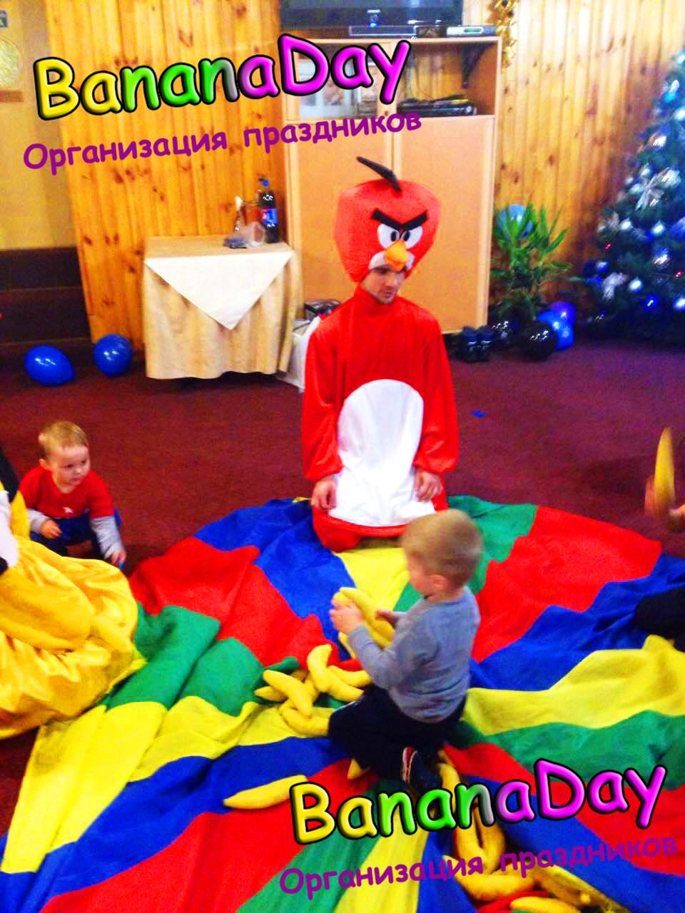 аниматоры на день рождения киев