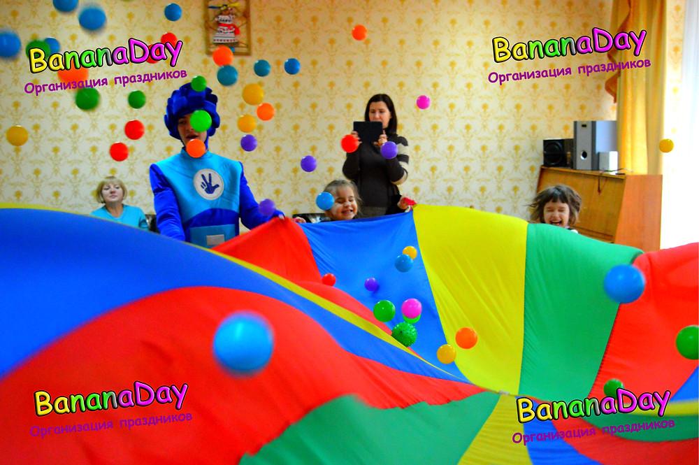 аниматоры киев на детский праздник