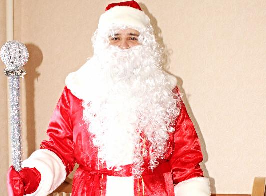 Заказать Дед Мороз и Снегурочка на дом Киев