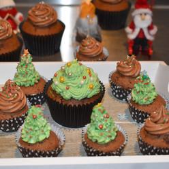 cupcake tannenbaum