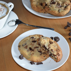 Kaffee cookie
