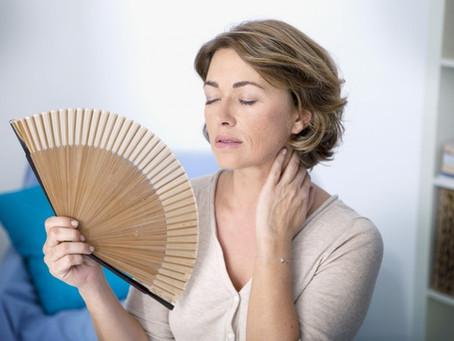 Menopausa e Riflessologia