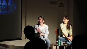 白斐嵐╳張芯慈「從臺灣到南韓:音樂劇趨勢發展分享」|《後台學》十一月場