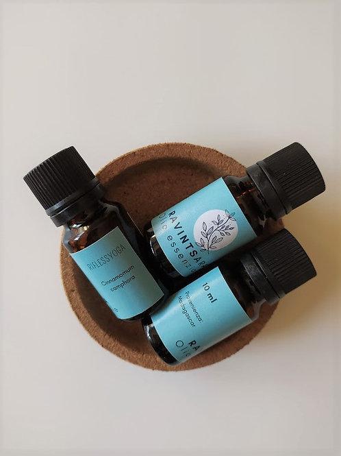 Olio essenziale di Ravintsara puro 100%