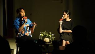 管罄x周定緯「從歌手到音樂劇演員」  後台學十月場