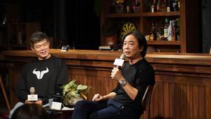 王奕盛 「從臺灣到世界:在劇場後台的觀察與學習」|《後台學》十二月場