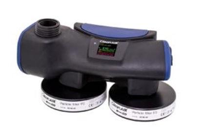 Clean Air Chemical 2F Ex motorlu solunum sistemi