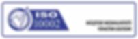 ISO 10002 sertifikası